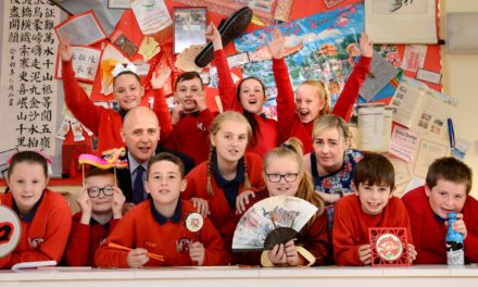 Tyne Tunnel donation helps Wallsend school fund Chinese adventure