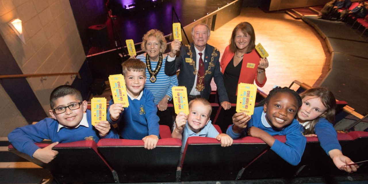 ARC Stockton Launches Charitable Scheme to Give Free Theatre Trip to Every Child