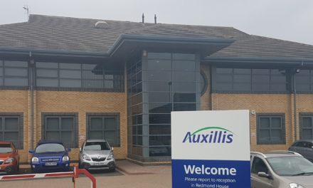 Auxillis expands in Peterlee Business Park