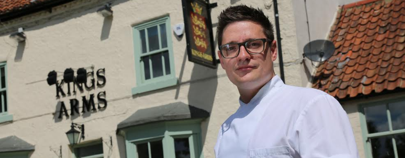 Former Gordon Ramsay employee realises a dream with his own village restaurant