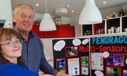 Multi Sensory Centre Celebrates its First Birthday and Prepares for School Holidays