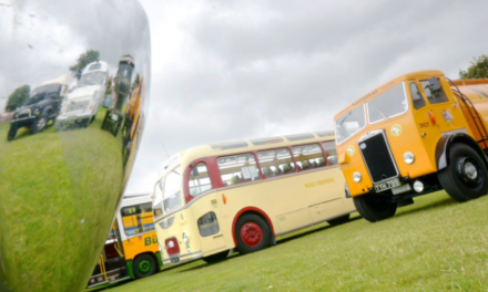 North East Festival of Transport Moves in