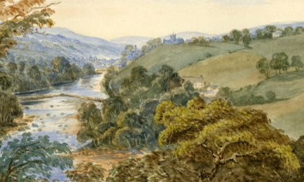 Family's paintings give fascinating glimpse of North East countryside over 200 years