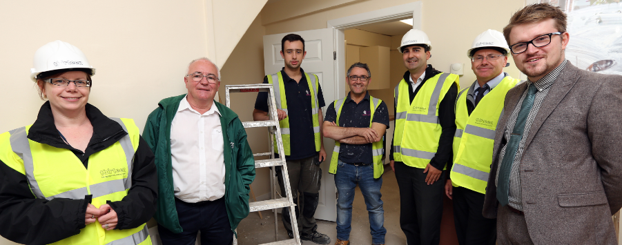 North Ormesby 'Empty Homes' being brought back to life with help from local job seekers