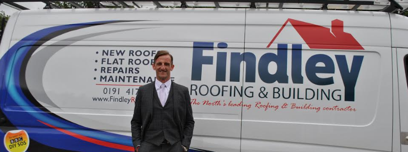 Findley turnover hits £10m as newly appointed sales and marketing director helps drive sales through the roof