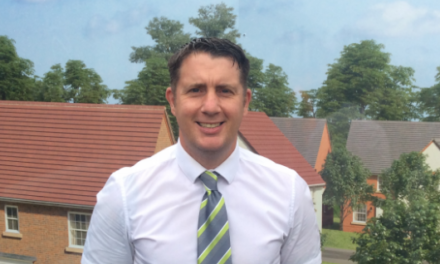 Local Tyne and Wear site manager wins award in national housebuilding competition