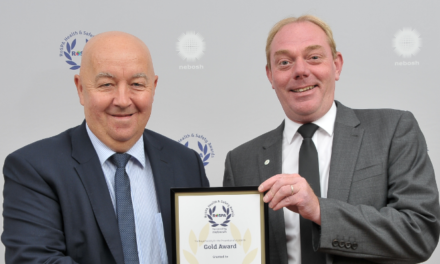 Coast & Country picks up prestigious RoSPA Gold award
