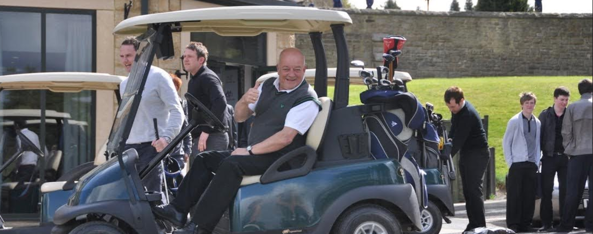 Tim Healy helps friend with benefit event