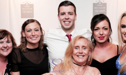 Shops are celebrated at Castlegate Retailer Awards
