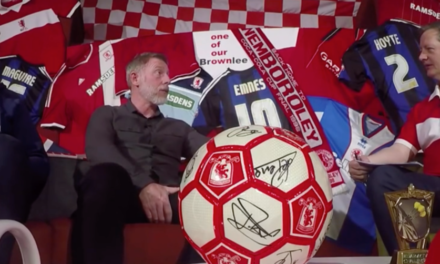 Boro fan volunteers TV Show re-commissioned for 2nd telly run