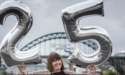 North East Charity Celebrates 25 Years of Helping Young People