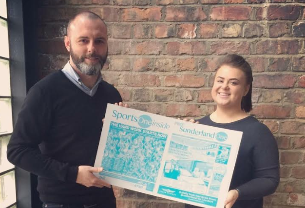Sunderland One is a new fresh positive newspaper with a view to giving the local community a voice