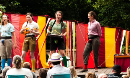 Riotous Shakespeare coming to Raby Castle
