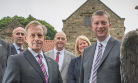 Chamber US Acting Ambassador praises North East business