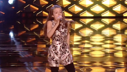 The Voice Kids star Courtney Hadwin to sing at Sunday Concert