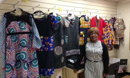 African Clothes Shop opens in Middlesbrough