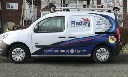 FINDLEY TURNOVER HITS £10M AS SALES GO THROUGH THE ROOF