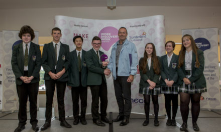 Work Discovery Week ends with business success