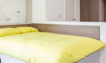 Furniture firm completes Edgbaston student accommodation contract
