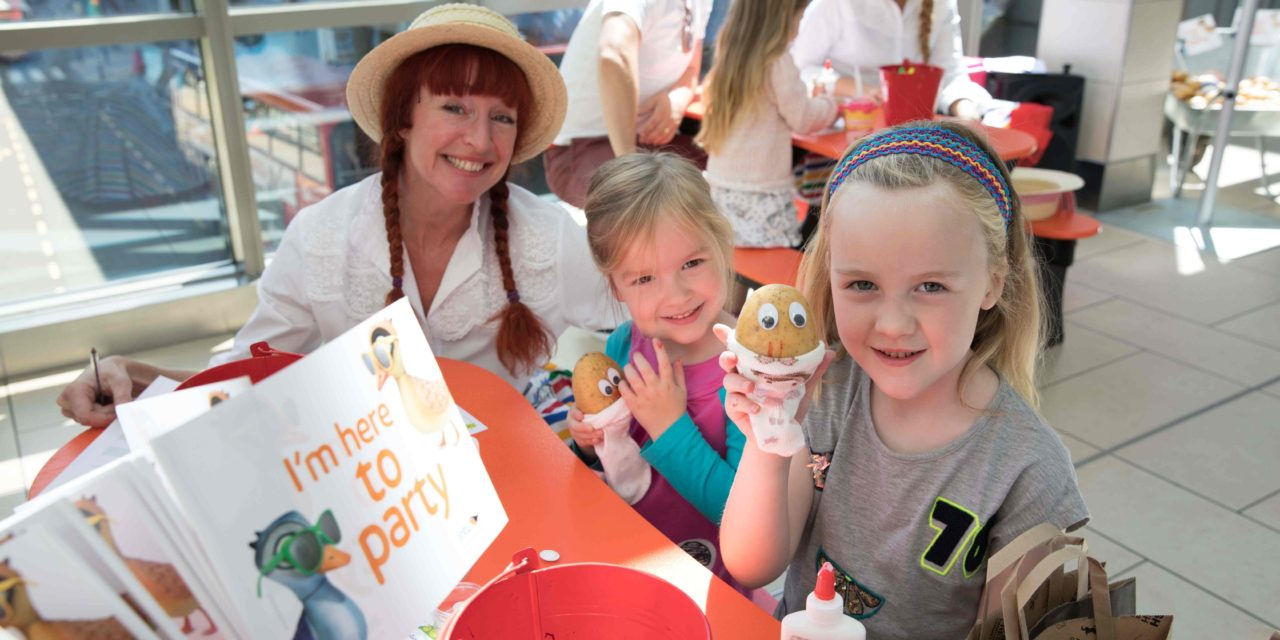 Shoppers treated to a spectacular summer party at intu Metrocentre and intu Eldon Square