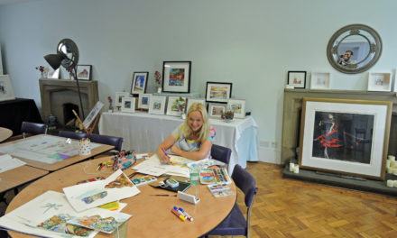 Art exhibition returns to Sedgefield for third year