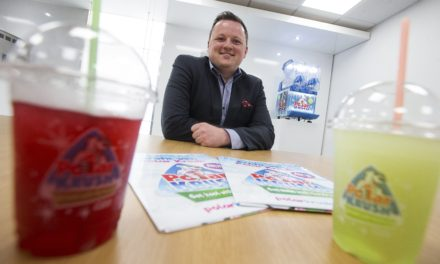 High Temperatures Send Polar Krush Sales Soaring