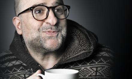 Comedian and actor Omid Djalili is to return Teesdale as part of his new tour