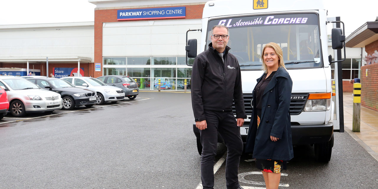 Parkway Community Bus launch set to make big difference to isolated areas