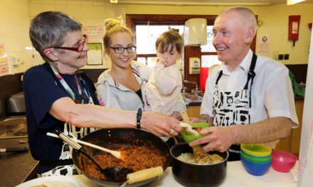 Prudhoe teens are getting wise to healthy living