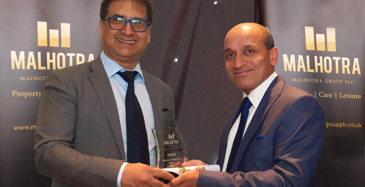 Malhotra Group boss honours his workforce