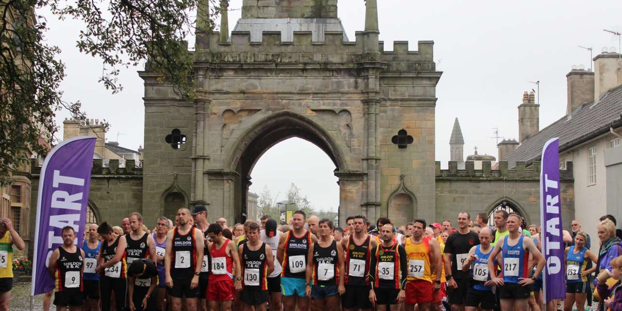 Runners at the Ready for Return of Trail Race
