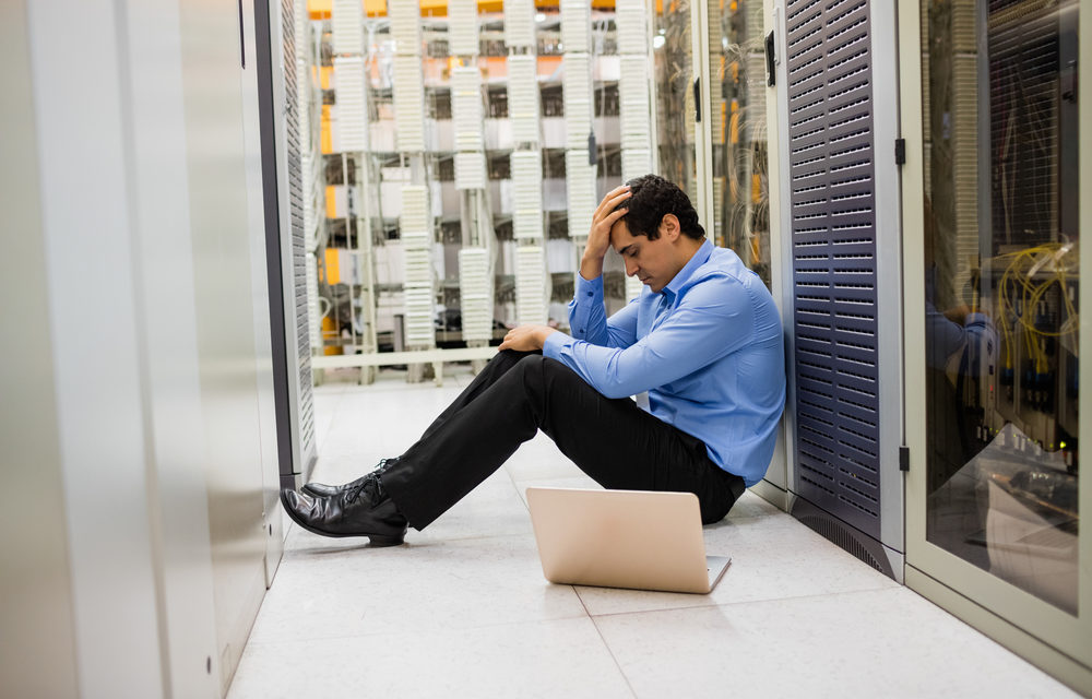 How businesses deal with data damage or loss