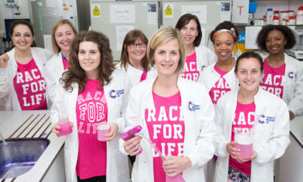 Award Winning Whickham Scientist Urges Women to take on Race for Life
