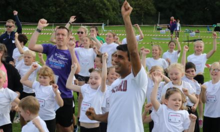 Children's Race for Life tops £4000