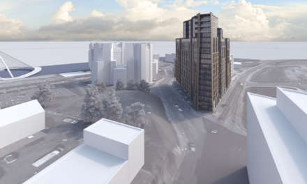 New plans submitted for £44m residential tower overlooking Newcastle quayside
