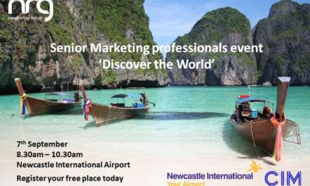 Senior marketers invited to Newcastle Airport