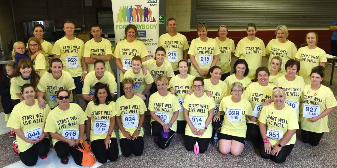 Vitamin Boost for Mums and Kids on The Riverside Run