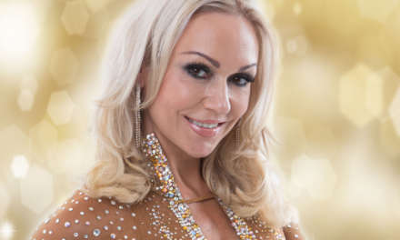 Strictly Star Kristina Rihanoff Confirms Middlesbrough Date