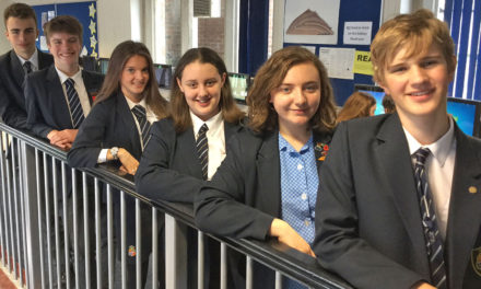 UK's biggest container port and Aston Martin provide work experience for Ripon pupils