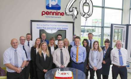 Pennine celebrates double success of record year and reaching 40-year milestone