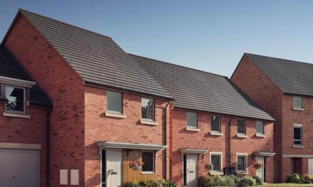 Designs revealed for new Blyth Homes