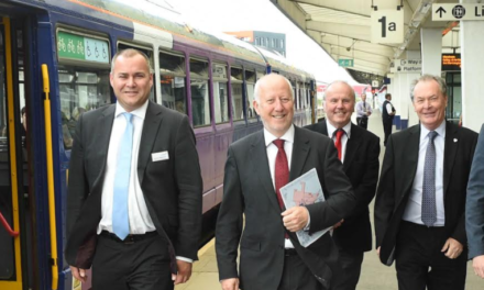 Masterplan to put Station on Track for Bright Future