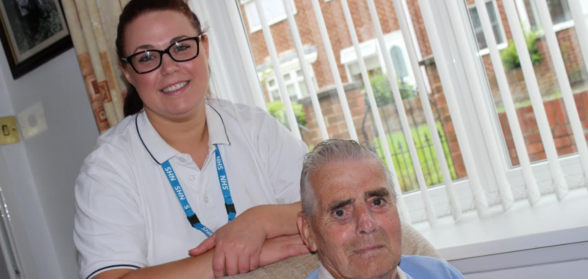 Joined up care gets Eddie back on his feet