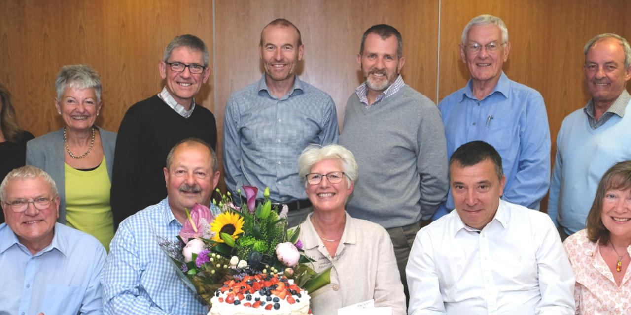 Charity CEO celebrates 25 years supporting North East & Cumbria