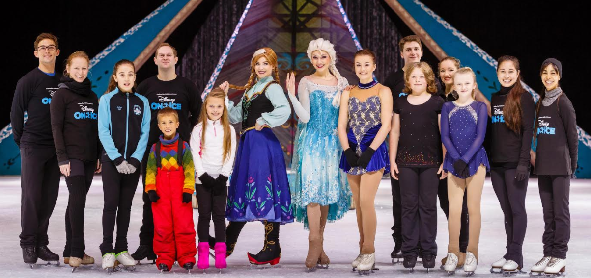 Skating Workshop with the Stars of Disney on Ice presents Passport to Adventure