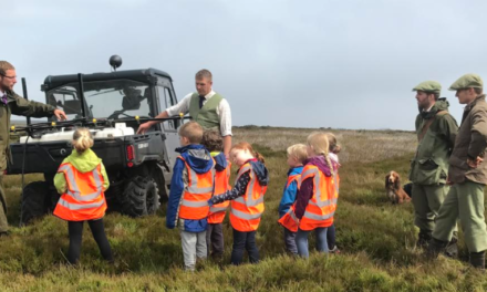 BASC and North Yorkshire Police Team up to Help Schoolchildren Learn 'Moor' about Nature