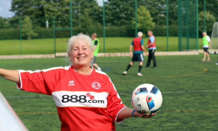 Football with a Difference has Kicked off in Northallerton