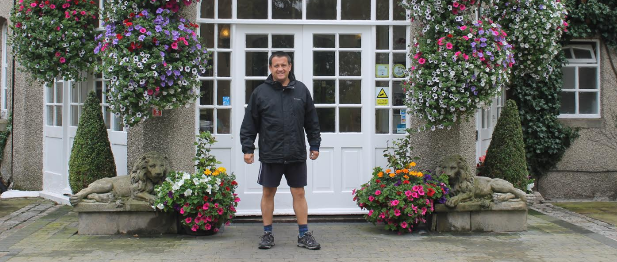 Businessman steps up to China challenge and raises £30k for Butterwick Hospice