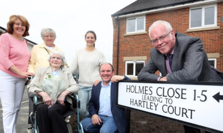New housing development honours World War I heroes
