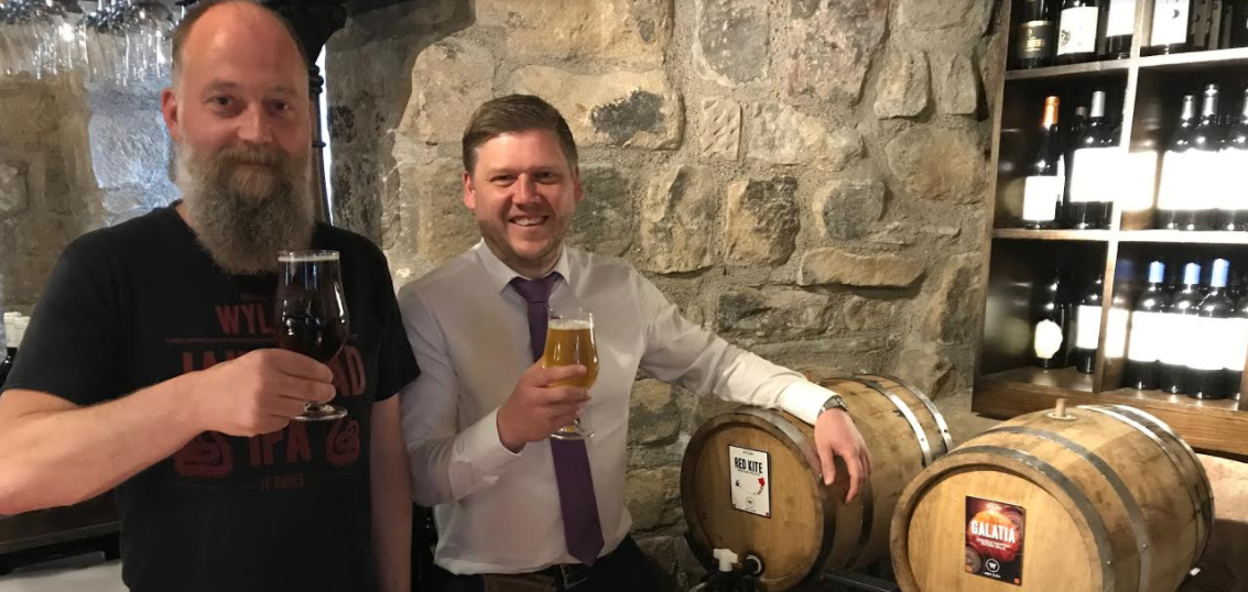 Blackfriars' Parlour Bar serves first Beer on Wood in 50 years to celebrate NUFC's Premier League return